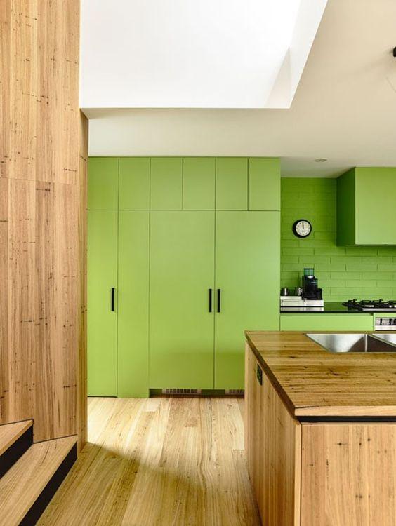 vopsea pentru lemn greenery